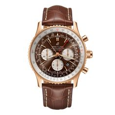 Worldwide Watches Magazine Breitling Navitimer, Breitling Watches, 3 O Clock, Tag Heuer, Red Gold, Chronograph, Bronze, Exercise, Magazine