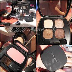 ** Manuki's Makeup and Creativity **: BareMinerals Ready in anteprima su QVC