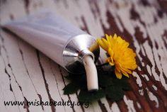 MishaBeauty - DIY kosmetika: Krém na ruce - sametové pohlazení