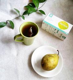Uwielbiam testować nowe  herbatki. Dziś ziołowy detox  słodkagruszka. I love tea. Today new one: herbal detox and sweetpear.  #herbata #detox #gruszka #herbataziołowa #kochamherbatę @klub_konesera #alma #herbataoczyszczajaca #herbatka #kubek #detoks #evergood #kubekherbaty #oczyszczanieorganizmu #oczyszczanie #tea @evergoodpl #pear #ilovetea #lovetea #timefortea #tealover #teabreak #teatime #mug #mugoftea #detoxtea #almasklep #sklepalma #cupoftea #teamug #cleansingtea by szybkiegotowanie