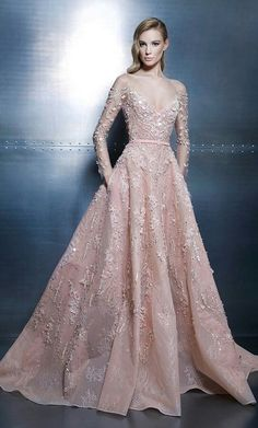 The gown boutique. Ziad Nakad Haute Couture 2015 B… Evening Gowns idea Evening Dresses, Prom Dresses, Formal Dresses, Wedding Dresses, Dresses 2016, Dress Prom, Party Dress, Beautiful Gowns, Beautiful Outfits