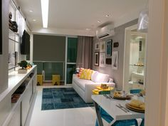 decoração -marina pecegueiro   apartamentos  pequenos