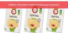 GIS: wycofanie jednej partii sera żółtego Gouda w plastrach wyprodukowanego przez Ryki Gouda, Plaster, Breakfast, Wax, Plastering, Morning Coffee, Morning Breakfast