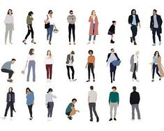 8 People Package Vector Clipart PNG AI Human Person Illustration Woman Man Party 8 People Package Ve Clipart Kid, Vector Clipart, Vectors, Clipart Design, Vector Free, People Cutout, Cut Out People, Architecture People, Architecture Graphics