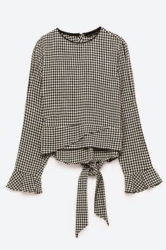 How To Wear Gingham In Winter | sheerluxe.com