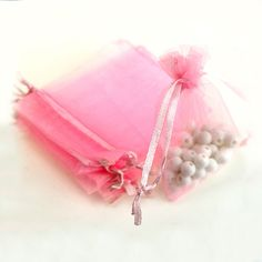 Find More Packaging Bags Information about 7*9cm 50pcs Pink small gift bags for jewelry/wedding/christmas/birthday/bracelets Yarn bag with handles Packaging Organza Bags,High Quality bag casual,China bag blower Suppliers, Cheap bag wedding from Playful beauty department store on Aliexpress.com