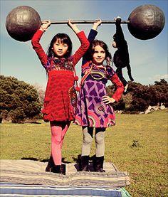 We love kids! We love fashion! We love fun!