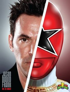 Tommy Red Power Ranger