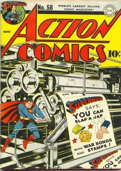 Action comic, March 1943