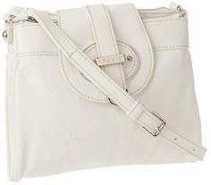 "Nine West Zipster Cross Body -  Product Features  Strap is adjustable from 22"" to 24.5""   #Shoes"