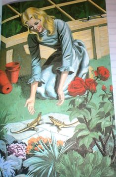 Cinderella and lizards - Cinderella - Eric Winter Eric Winter, Rapunzel, Cinderella Art, Fairytale Art, Fairytale Fantasies, Ladybird Books, Blue Fairy, Book Images, Childhood Memories