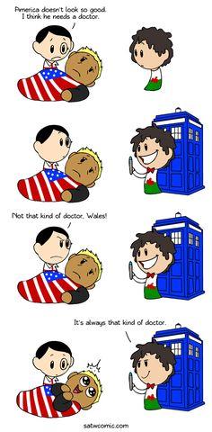 Doctor always helps :D