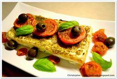 Kulinarny karnet Christophera: Pieczona ricotta z pieczonymi pomidorami
