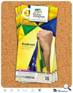 Capa do Tour de Compras Avaré 63 #vaibrasil