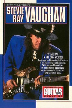 Stevie Ray Vaughan, bluesman, guitarist, and legend, was only 35 at the time of his death, but in his brief lifetime he managed to revitalize the blues, influence a generation of guitarists, and produ