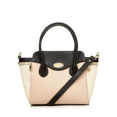 J By Jasper Conran Womens Designer Pale Pink Colour Block Winged Grab Bag: J by Jasper Conran: Amazon.co.uk: Clothing