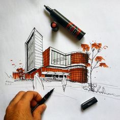 just drawing lines! #Art #arch #freehanddrawing #perspective #concept #Conceptual #sketching #sketch #instaarchitecture #معماری #معمار #پرسپکتیو #اسکیس #کانسپ #طراحی #خلاقیت #creative #Architecture #architect #Archprosketch #arquisemteta #arquitetapage #memari #memar #iranianarchitecturestudens #design #instafollow #arch_more #archi_sketch #ARQSKETCH