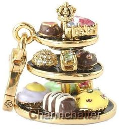 Juicy Couture Charms For My Sweet Tooth