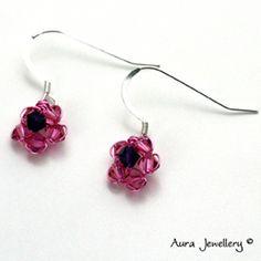 Pretty flower earrings #mothersdaygiftideas