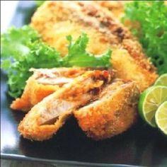 Resep  Ikan Tuna Goreng