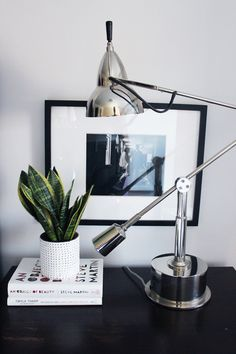 Why you should put a snake plant in your bedroom — click through to read. Plus more tips on how to get better sleep!
