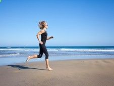 Despite plantar fasciitis, scoliosis and bow-legged stature, you can start to run at any point in life - Ask The PT: How Do I Start Running Later In Life?   Run.com