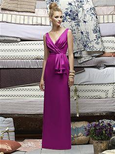Dessy dress style 2867