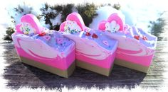 Amber Romance (Type) Goat Milk Soap