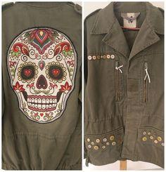 Military Jacket, Jackets, Fashion, Down Jackets, Field Jacket, Fashion Styles, Jacket, Fashion Illustrations, Trendy Fashion