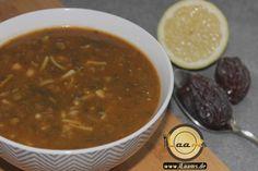 harira rezept marokko ramadan
