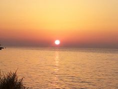 Sunset in Lesvos