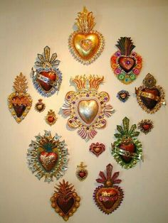 Hearts  ♡♡♡