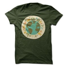 Earth Day Around the World. Earth Day shirt 19$. Check this shirt now: http://www.sunfrogshirts.com/Earth-Day-Around-the-World.html?53507