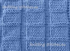 Knitting Stitches Collection: Stitch No. 88