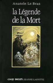 #34 - Un livre. Passionnée par les légendes bretonnes, je pense particulièrement que celui-ci peut trouver sa place dans l'avion (histoire d'effrayer les plus superstitieux) :P