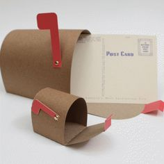 Silhouette Design Store - View Design #83633: mail box set, mini and large