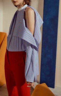 100 модных новинок: Блузки и туники 2018 тенденции и тренды фото