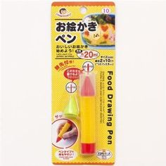 Food Drawing Pen for Bento $7.64