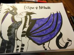 nebula and novaeclipse