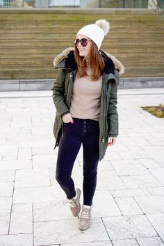 jillgg's good life (for less)   a west michigan style blog: my everyday style: my favorite winter parka!