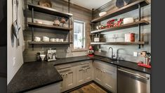 Bob Webb's signature Messy Kitchen offers functional space, intuitive design, and plenty of customization. Messy Kitchen, Kitchen Pantry, Kitchen Cabinets, Kitchen Ideas, Home Decor Hacks, Parade Of Homes, Butler Pantry, Basement Remodeling, Luxury Homes