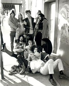 GTOS with Gram Parsons and the Flying Burrito Brothers