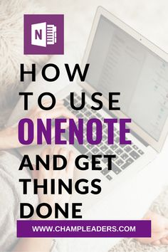 OneNote can transform how you work and get things done. Check out these tips and turnaround your productivity NOW! #leadership #training #professionaltraining #business #careertip #careeradvice #microsoft Productivity In The Workplace, Improve Productivity, Time Management Tips, Business Management, Project Management, Workplace Motivation, Team Activities, Career Inspiration, Thing 1
