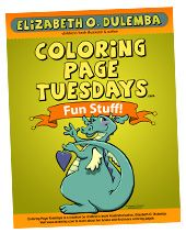 : : Coloring Page Tuesdays : : - lots of coloring pages for all occasions