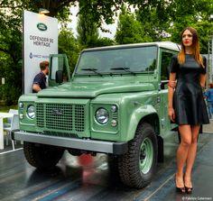 """Land Rover Defender 90 """"Heritage"""""""