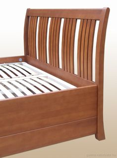 LANDHAUS SLIM ágykeret - fejvég Floor Chair, Flooring, Furniture, Home Decor, Farmhouse, Decoration Home, Room Decor, Wood Flooring, Home Furnishings