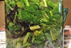 Vlaštovičníkový olej - prostředek proti klíšťatům Korn, Seaweed Salad, Asparagus, Vegetables, Ethnic Recipes, Studs, Vegetable Recipes, Veggies