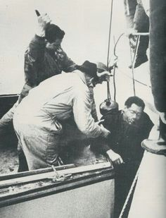 Otis Redding's body pulled from Lake Monona by Madison, Wisconsin. 1967