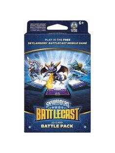 Skylanders Battlecast Battle Pack 22 cards