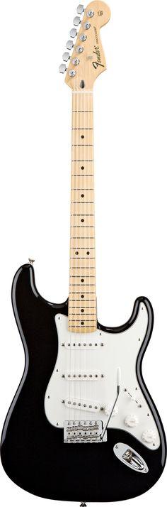 The Fender Stratocaster.